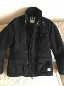 G star man coat, size S