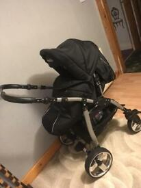 Ferriley&fitz travel system