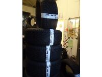SET OF 4 BRAND NEW 205 40 17 run/flat tyres £50 EACH SUP & FITD OR £180 SET OF 4 TXT SIZE TO