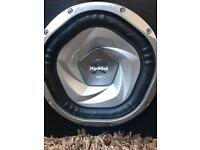 "Sony Xplod 10"" subwoofer car speaker"