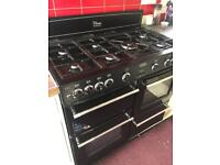 Classic Belling 7 hob Gas Cooker £750 RRP£1200
