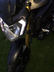 YAMAHA MT 125 2016 ONLY 5000 MILES