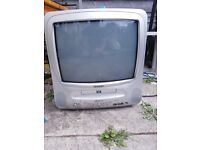 Mini TV with DVD player for Free!