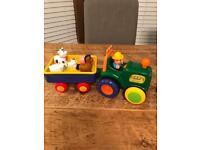 Kiddieland Old MacDonald Tractor