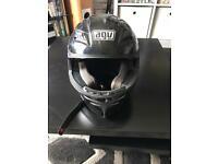 Agv stealth helmet