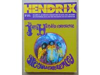 "JIMI HENDRIX ""Are You Experienced"" BAND SCORE/TAB BOOK (Guitar Tab, Bass Guitar Tab, Drums)"