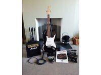 Jack Daniels Squire Fender Stratocaster Guitar