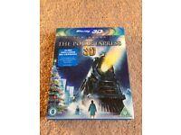 Polar Express Blu Ray 3D DVD Immaculate