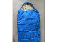 High Andes 4-season mummy sleeping bag