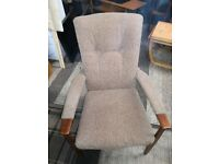 Parker Knoll Chair Model 988-1126