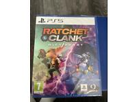 Ratchet n clank rift apart ps5 game brand new