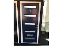 Modern Front Entrance Door 900 x 2100mm