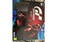BRAND NEW SONY PS4 WITH GAME