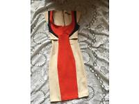 French collection Ladies bodycon dress sleeveless Size 8 used one time ex condition £10