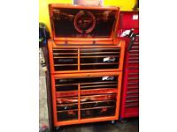 Snap on tool box 40''
