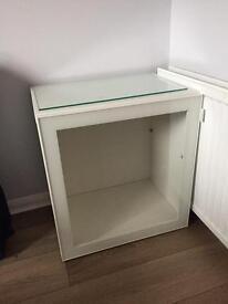 IKEA BESTA Glass door unit