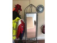 6ft free standing mirror