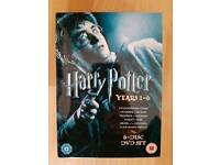 Great condition Harry Potter years 1-7 box set