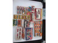 Matchbox/ corgi car collection boxed £110