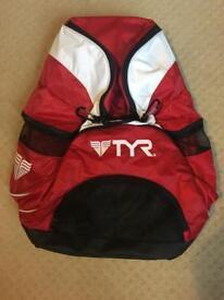 Brand new TYR transition bag