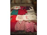 Baby girl 12-18 months clothes bundle