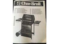 Char-Broil Gas BBQ