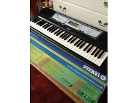 FOR SALE YAMAHA KEYBOARD