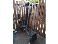 Multi gym great condition