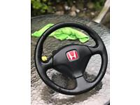 Honda Civic EP3 Steering Wheel
