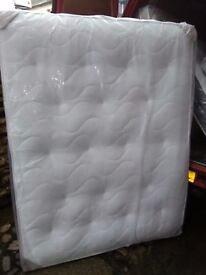 """Comfy 5ft king size """"Midas"""" Mattress, Reflex Memory Foam, quilted top, dual sided ! FREE DELIVERY"""