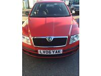 Skoda Octavia Complete service history 1 previous lady owner
