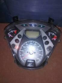 Honda sh 125I speedo clocks