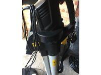 Mac Allister MBVP3000M Electric Blower Vacuum 3 in 1 3000W