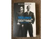 The rise & fall of the Kray Twins Book