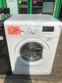 BEKO 7KG DIGITAL SCREEN WASHING MACHIBE