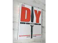 DIY Know How With Show How Book by Julian Cassell Large Hardback Manual RRP £15.99