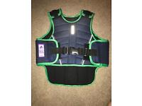 Harry Hall, Children's Back Protector - Large child size - As New