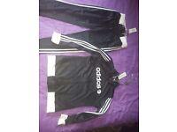 Adidas ladies suit ,size 12