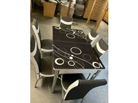 😍😍Brand new dinning table with cheapest price 😍😍 fast delivery 🚌🚘🚘