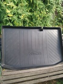 Ford Feista branded boot liner. Used but in vgc. Rubber. Ideal for dogs