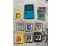 Gameboy colour -Teal