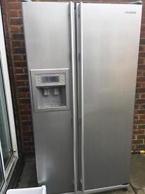 Samsung American style fridge