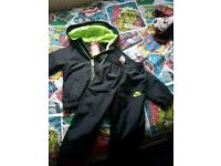 Brand new still with tags boys nike tracksuit