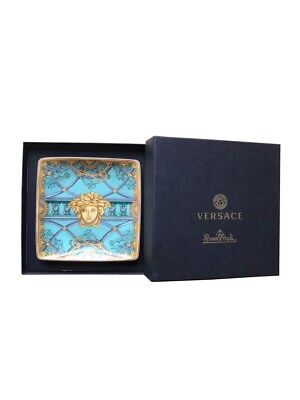 Versace Home Scala Palazzo Verde Flat Bowl