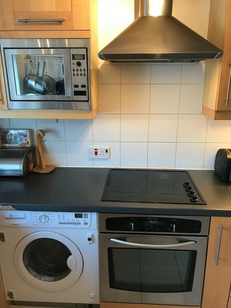 Full kitchen set for sale oven microwave hob extraction hood