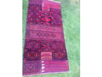 Beautiful Persian Handmade Patchwork Bakhtiari Kilim