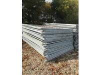 GRADE A temporary herras harris heras Fencing, Security panels wooden fence panels, driveway gates