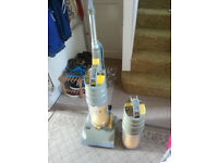 Somewhat working Dyson DC01 (plus spare parts) fix it up or use for spares