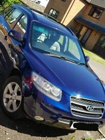 Hyundai Santa fe Crdt Cdx