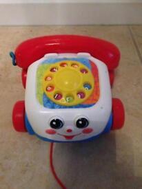 Fisher price telephone